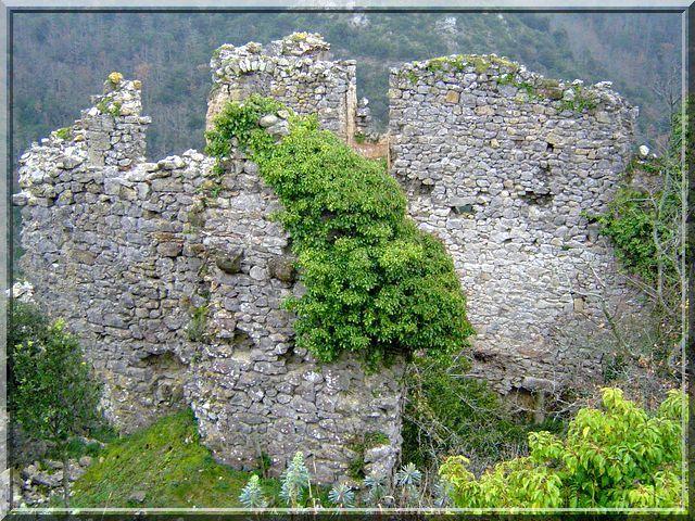 Diaporama château d'AURIAC