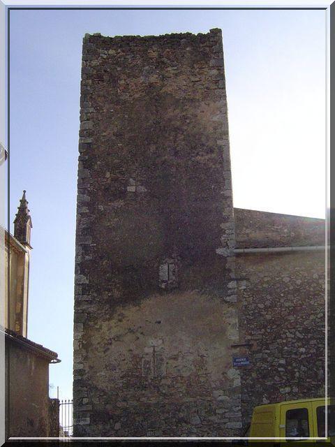 Diaporama bourg et château d'AUPS