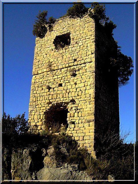 Diaporama châteaux de CHATEAUDOUBLE