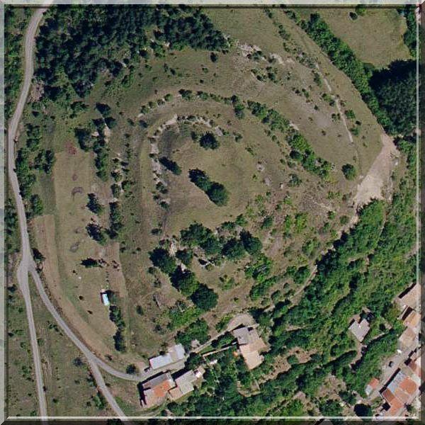 Diaporama château d'ASPREMONT