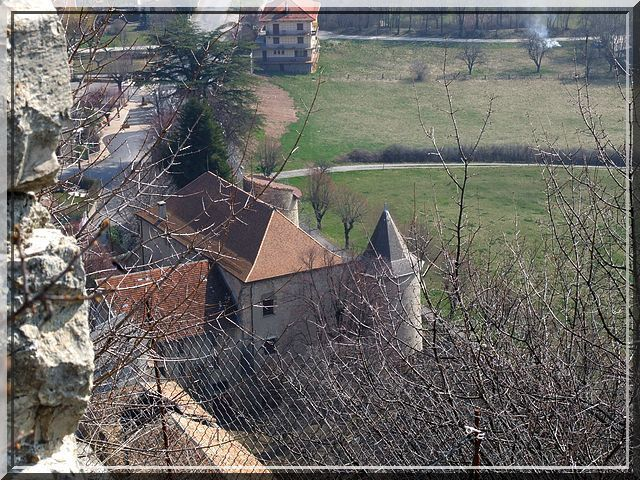 Diaporama châteaux de MONTMAUR (Hautes Alpes)