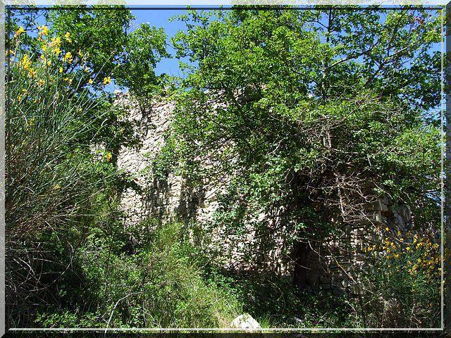 Diaporama château des GRAVES : Châteauneuf-Miravail
