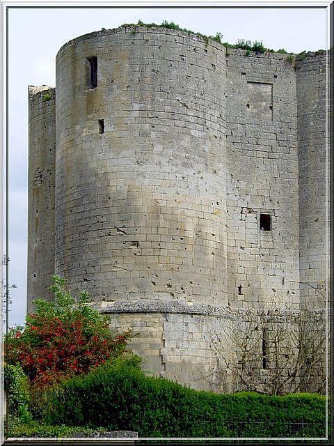 Diaporama du château d'AMBLENY