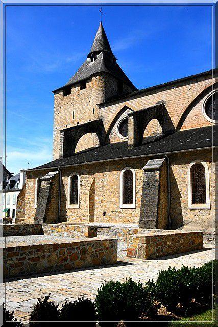 Diaporama cathédrale d'OLORON SAINTE MARIE