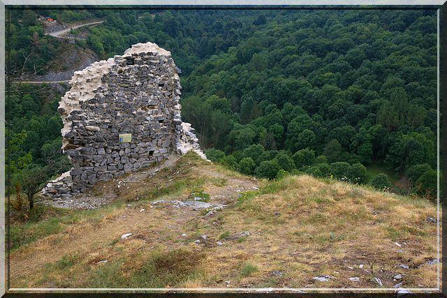 Diaporama château d'AUZAT