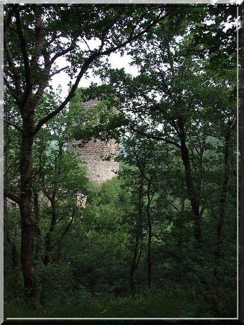 Diaporama du château de l'Ours - Sainte Thérence