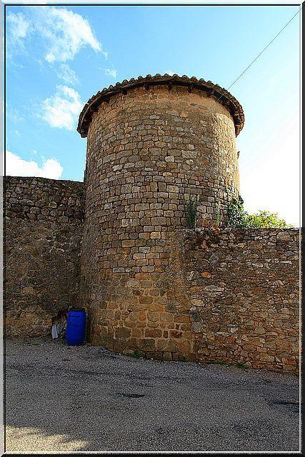 Diaporama château de Bozas