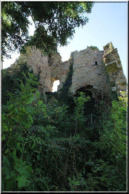 Diaporama château de Peychelard à Lamastre