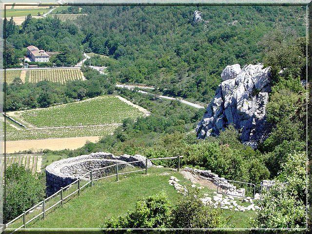 Diaporama château de Banne