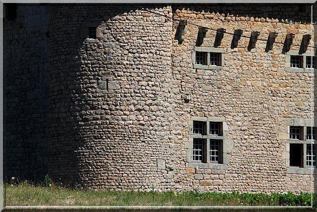 Diaporama château Maisonseule à Saint Basile