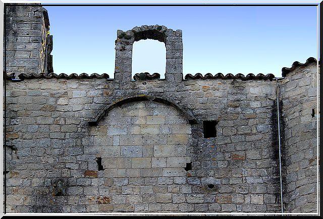 Diaporama église fortifiée de Chassiers
