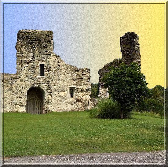Diaporama château de BELLOCQ