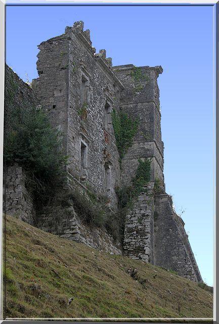 Diaporama du château de Gramont à Bidache