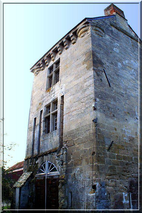 Diaporama château d'Armentières-sur-Ourcq