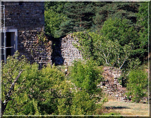 Diaporama château de Solignac (Bas)