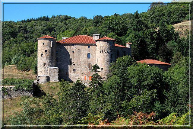 Diaporama château des Boscs - Gilhoc sur Ormèze
