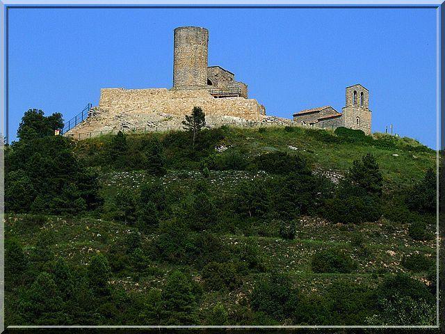 Bien que reconstruit, le château est d'architecture médiévale