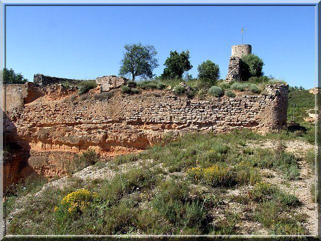 Quel magnifique château fort de plusieurs siècles !