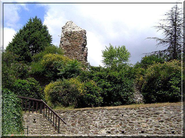 Diaporama château de Beauchastel