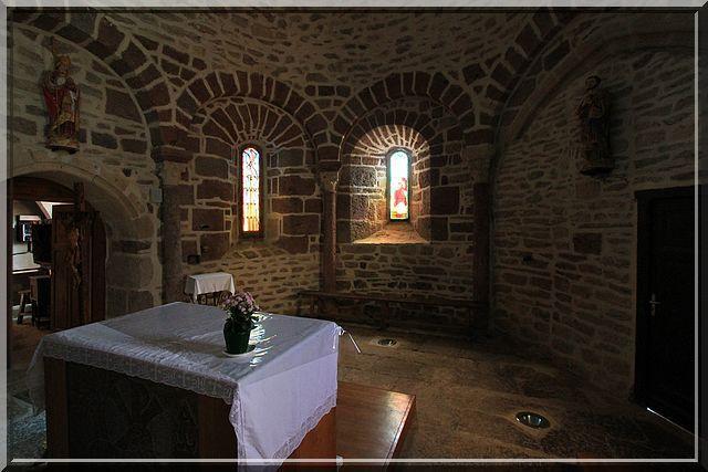Diaporama prieuré de LUC