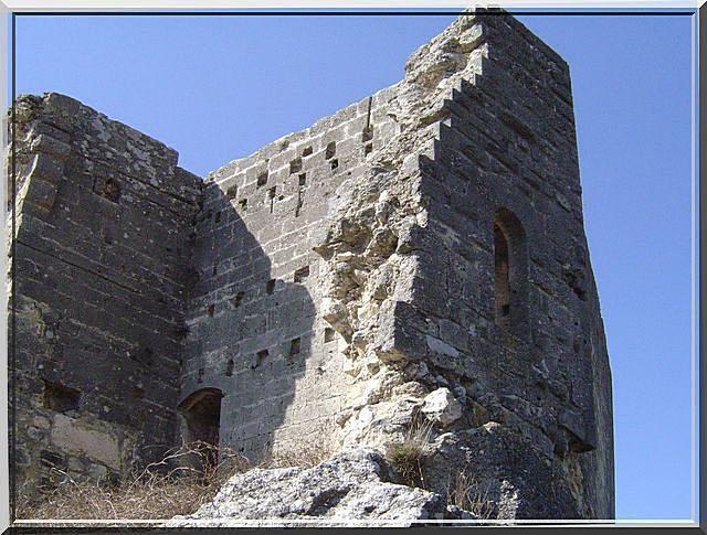 Diaporama château de Mallemort