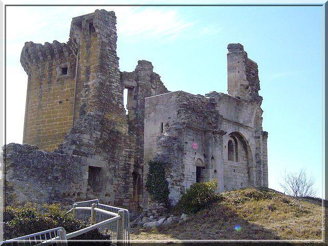 Quelle ruine magnifique !.... Il y en a partout