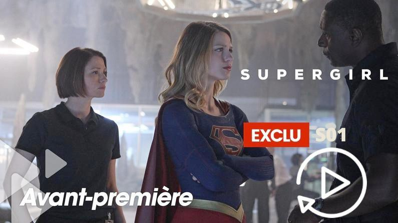 supergirl en replay