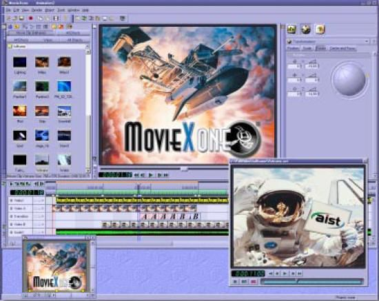 moviexone 4 logiciel de montage video gratuit