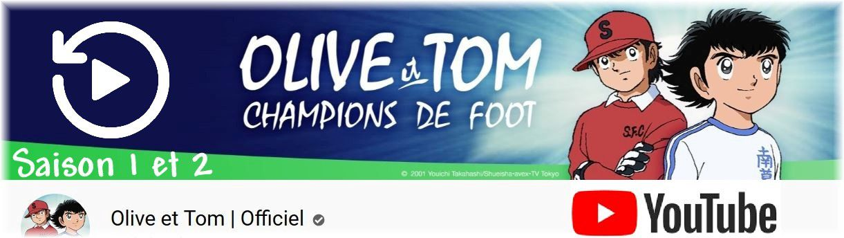 REPLAY STREAMING OLIVE ET TOM GRATUIT SAISON 1 & 2