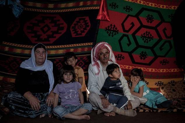 « Nos cœurs sont morts » : la vie des Yézidis après l'EI