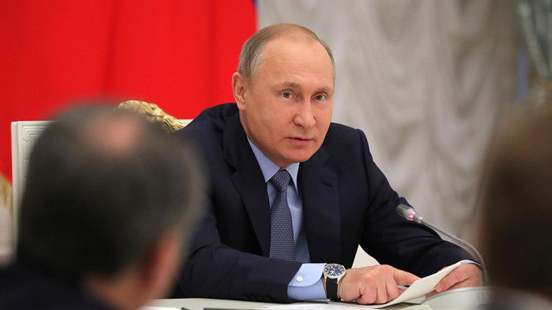 Selon Poutine, des agences de renseignement étrangères tentent de pratiquer l'ingérence en Russie