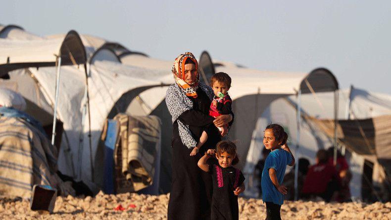 Moscou accuse Washington de bloquer l'aide humanitaire dans une région «de facto occupée» en Syrie
