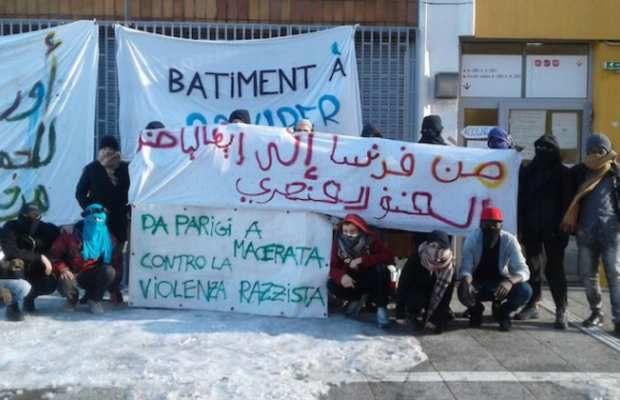 Saint-Denis (93) : des chercheurs de l'IRIS soutiennent les « exilé•e•s réfugié•e•s » qui occupent l'université Paris 8