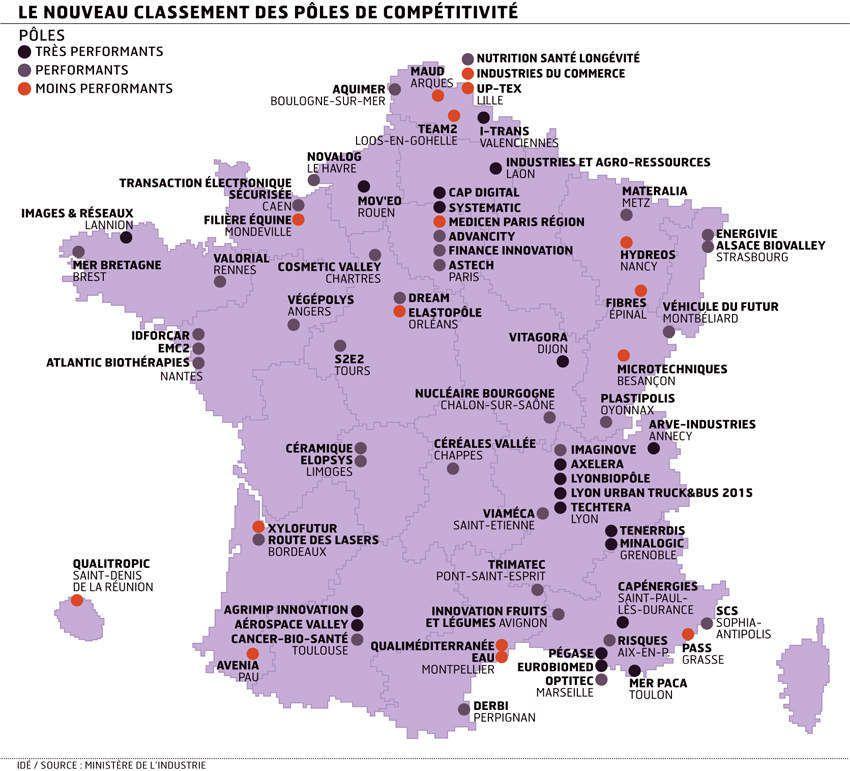 Compétitivité, Macron traîne la France à la dernière place de la zone euro