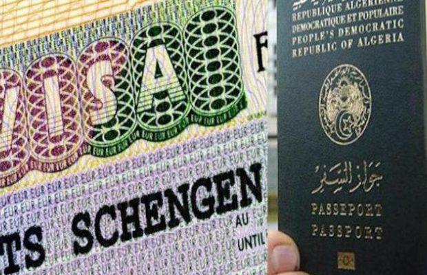 Alger, première ville au monde en matière de demande de visas pour la France
