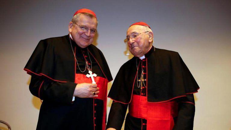 Amoris laetitia : après les dubia, une déclaration publique critique des cardinaux Burke et Brandmüller