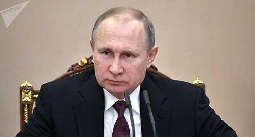 Poutine dévoile qui éprouvera désormais l'effet des sanctions antirusses