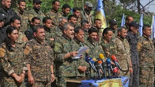 La coalition arabo-kurde est à Damas pour entamer des pourparlers avec le gouvernement syrien
