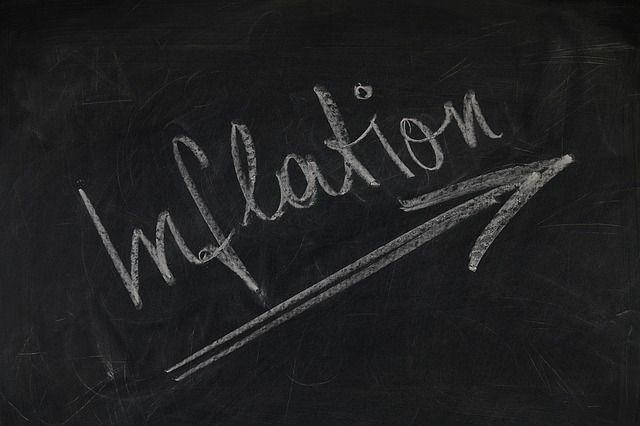 Inflation en forte hausse, à son plus haut niveau depuis 2012