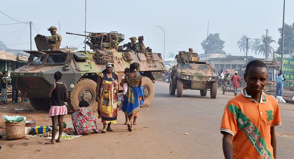 Centrafrique: stabilisation russe contre chaos français