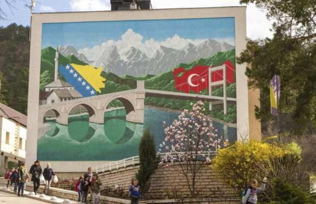 Bosnie-Herzégovine : Erdogan veut faire main basse sur le pays
