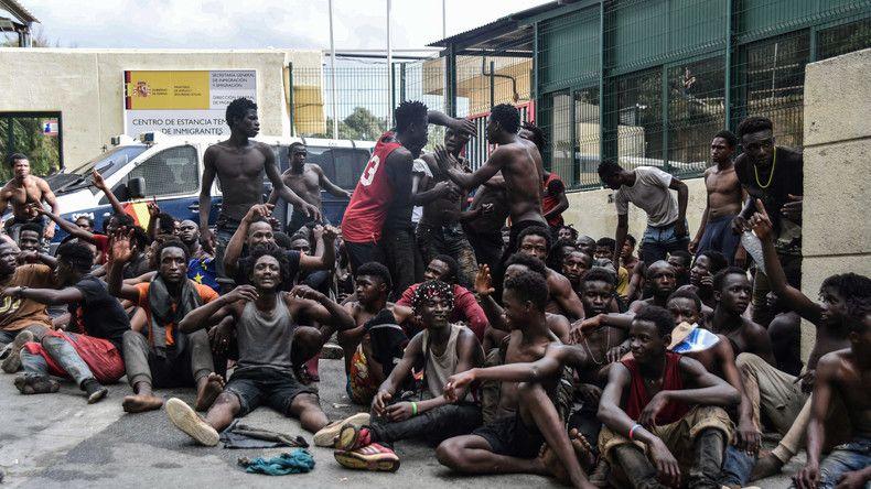 Ceuta : les 116 migrants arrivés en Espagne renvoyés au Maroc