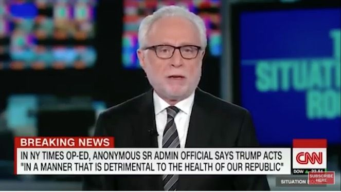 Eclat de rire : Voir les journalistes anti-Trump répéter comme des perroquets les mêmes bobards avec les mêmes mots