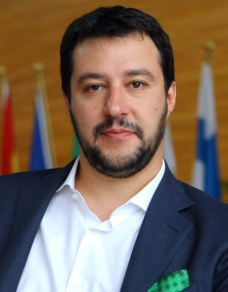 Lyon : Matteo Salvini est soutenu par l'Union européenne pour sa politique migratoire