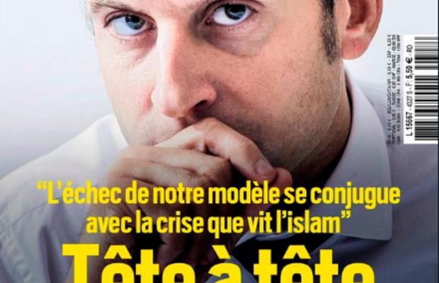 Fatima E., l'accompagnatrice en hijab, proche des « milieux de l'islam politique » selon E. Macron