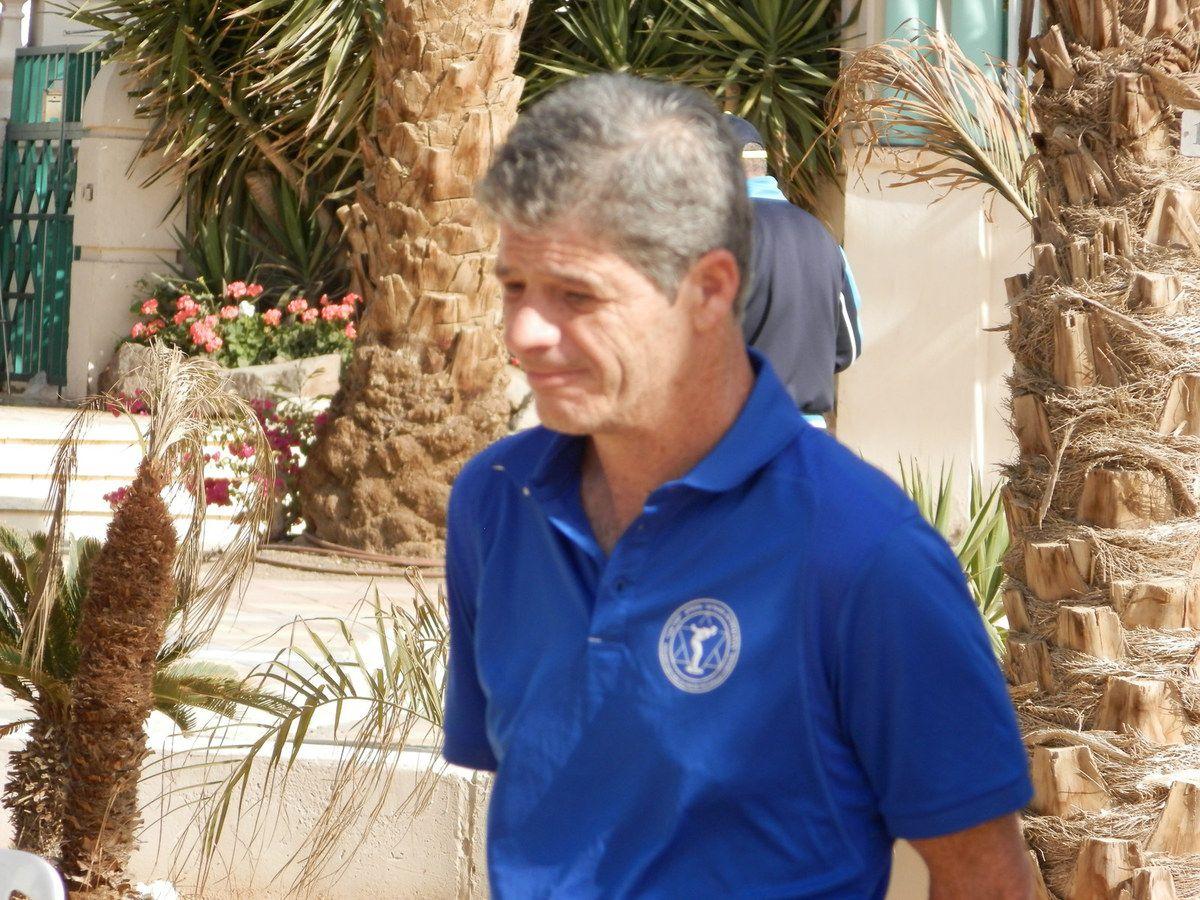 "THOMAS GODARD ET FRANCK FERRANDO décroche la victoire de l'International d'Eilat ""ISRAËL"""