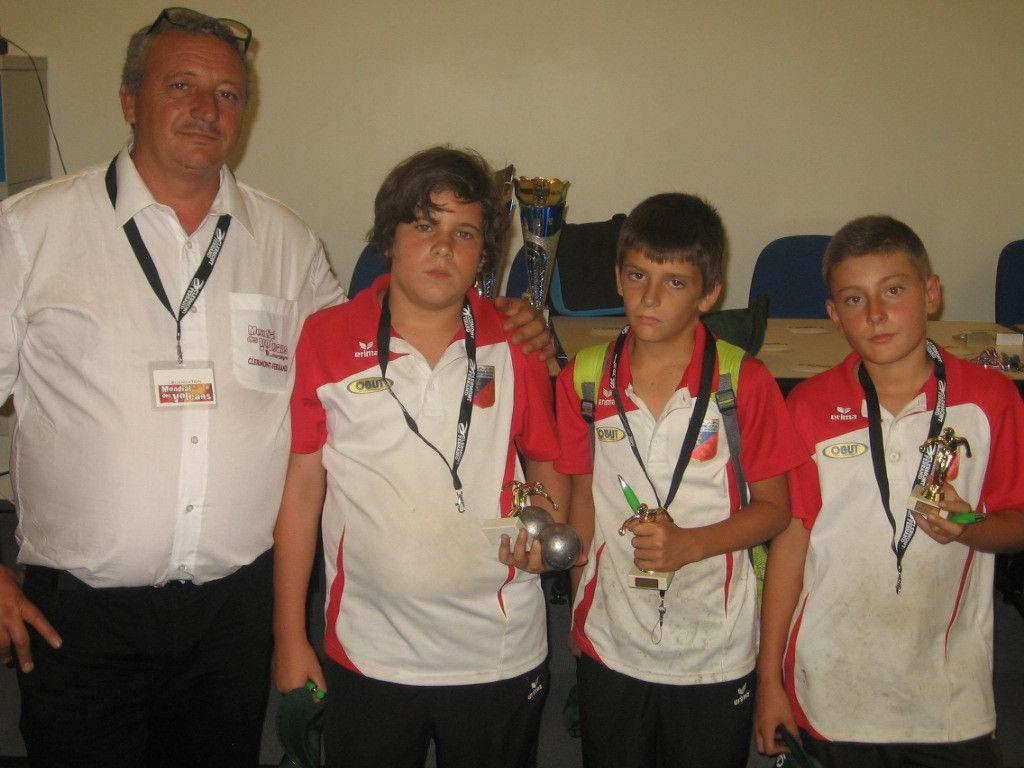 L'Auvergne a réuni plus de 500 jeunes, et 5400 spectateurs à Clermont pour les Jeunes