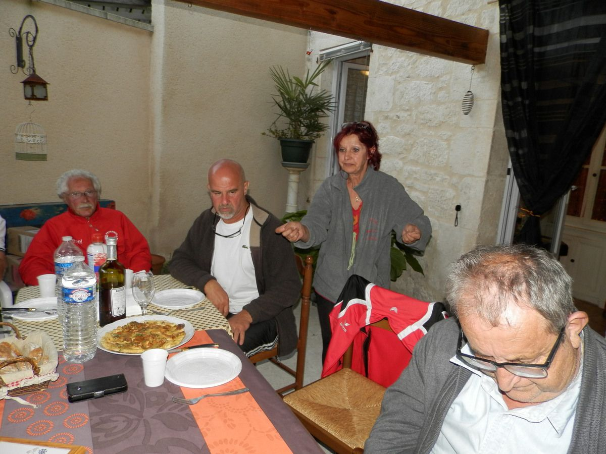 Un retour bien sympathique d'une délégation Israélienne dans le Quercy et le Lauragais