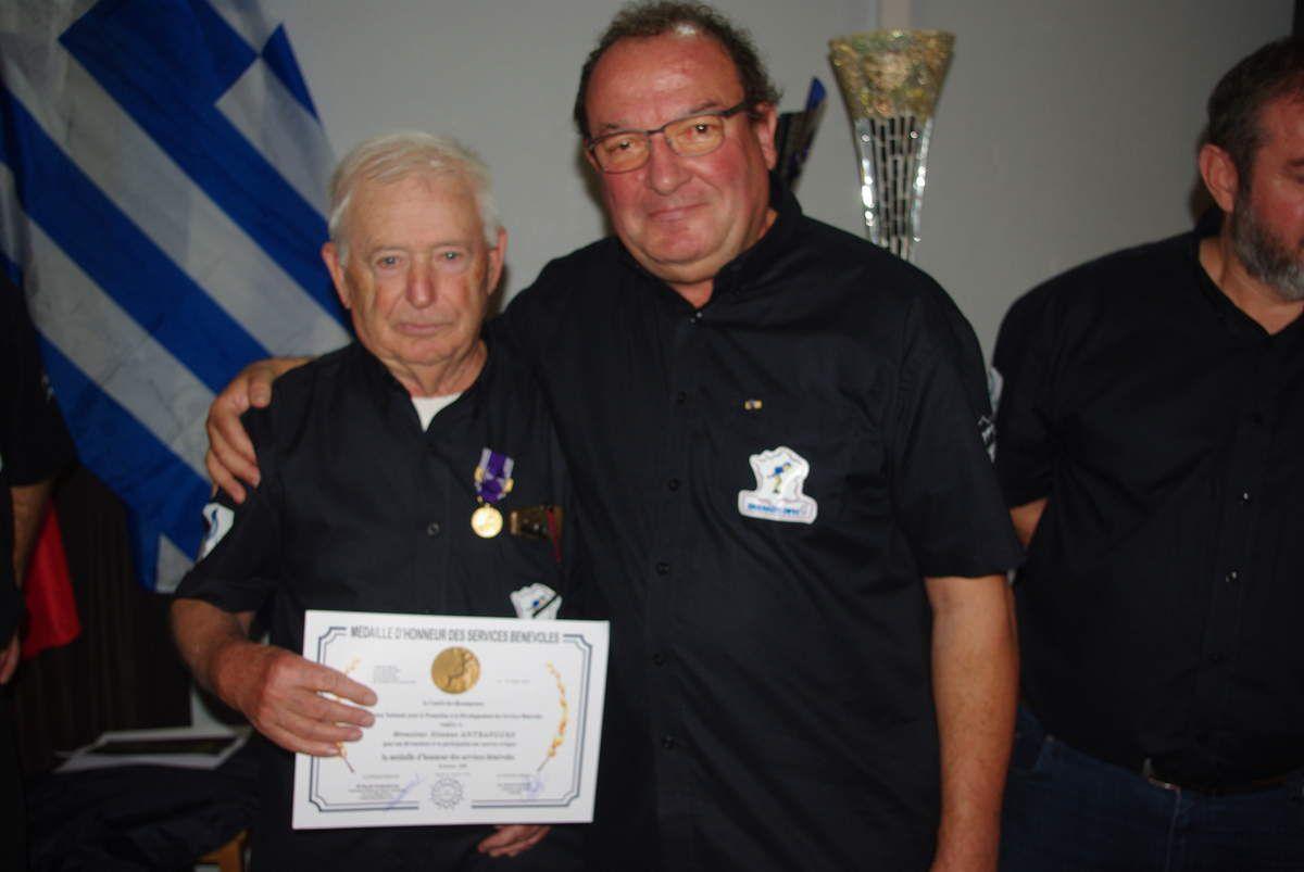 Quatre MOUSQUETAIRES de l'Association EDUCNAUTE-INFOS récompensés par l'ANPDSB