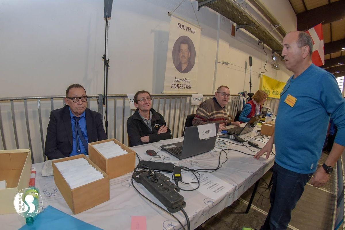 L'INTERNATIONAL DE ANNECY JEUNES: Une compétition en phase ascendante
